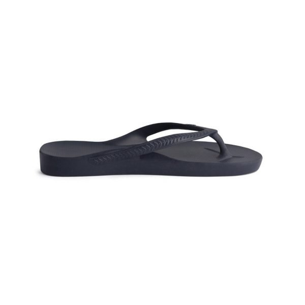 Archies Arch Support Thongs (Navy)