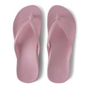 Archies Arch Support Thongs (Pink)