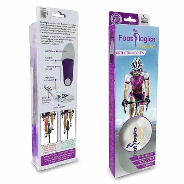 Footlogics Cycling Insoles