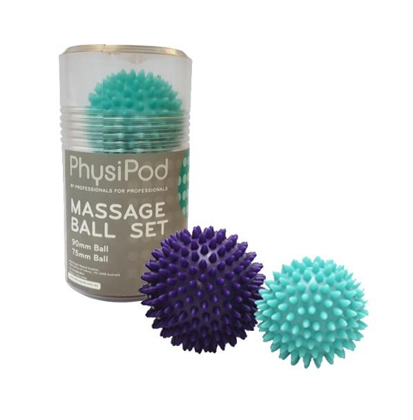 Physipod Massage Ball Set (2 Balls)