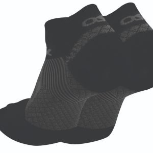 FS-4 No Show Plantarfasciitis Compression Socks