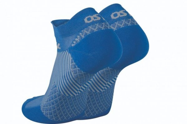 FS-4 No Show Plantarfasciitis Compression Socks
