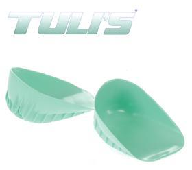 Tuli's Pro Heavy Duty Heel Cups
