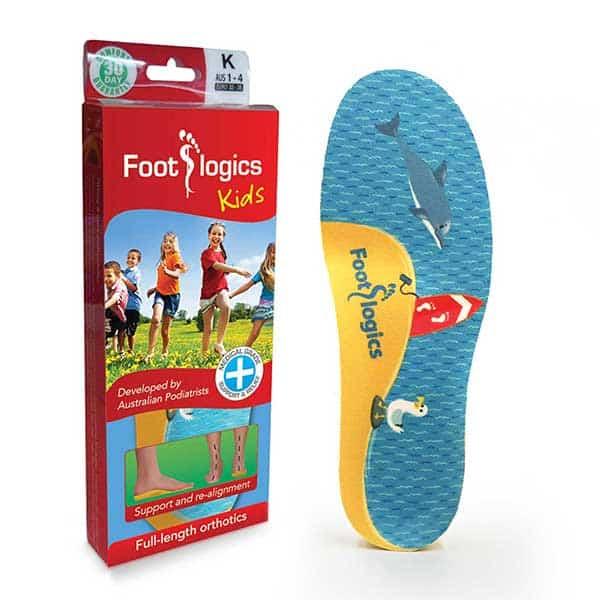 Footlogics Kids Full Length Insoles
