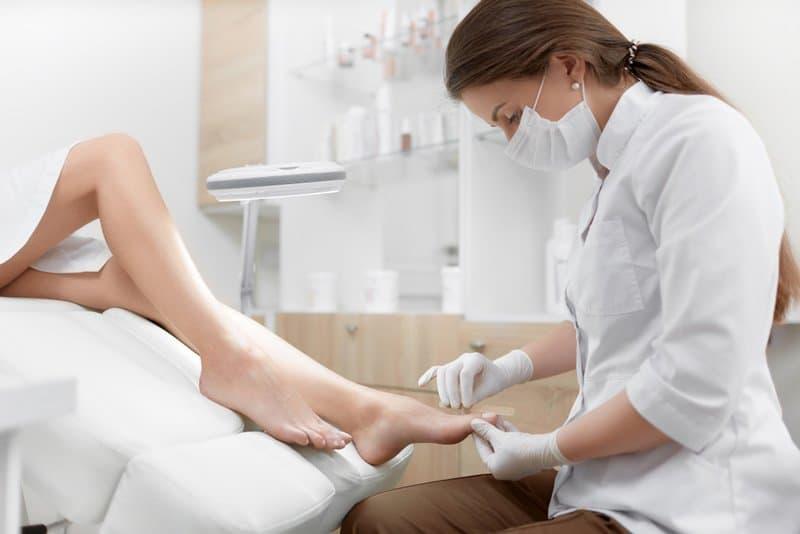 podiatrist foot pain treatment