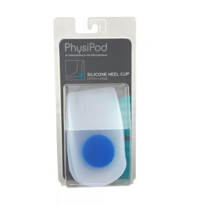 Physipod Silicone Heel Cups